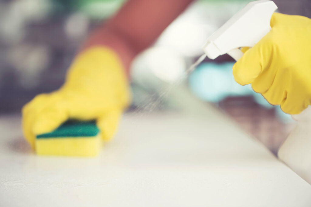Rental Property Cleaning in Sacramento